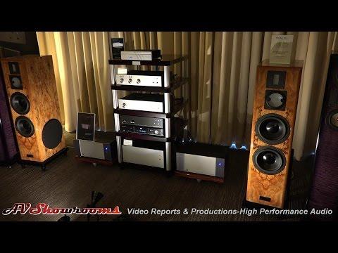 Audio by Van Alstine, Salk Sound, oppo, AXPONA