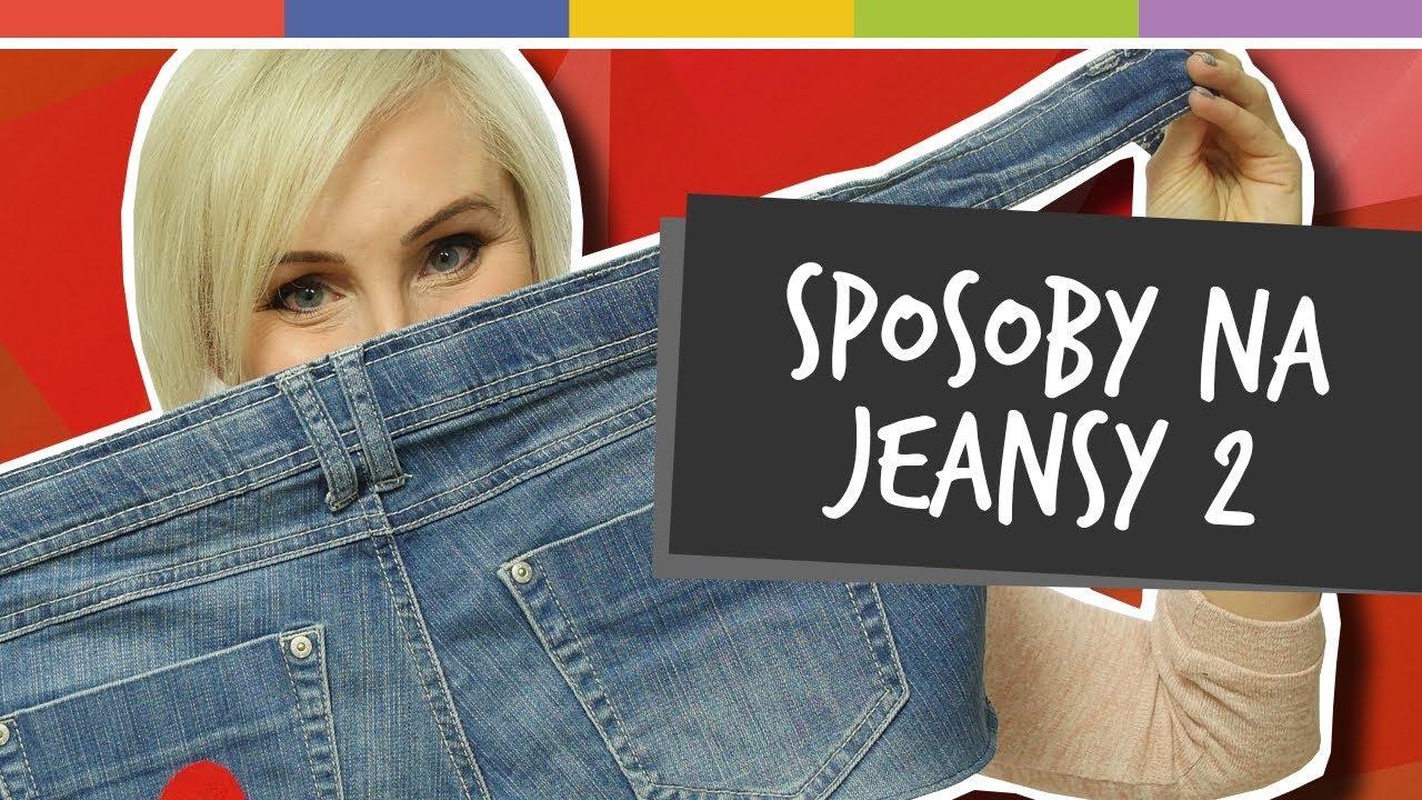 Jak wykorzystać jeansy - Sprytne Babki i ich 5 sposobów