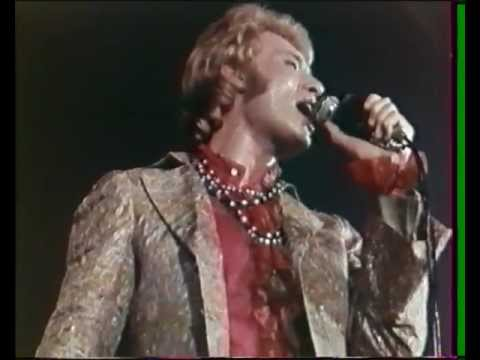 Johnny Hallyday palais des sports 1967
