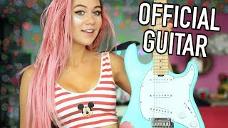 The Official Guitar MASHUP 2017 by Jessie Paege (fave video)