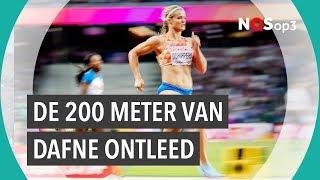 De 200 meter van Dafne Schippers ontleed   NOS op 3