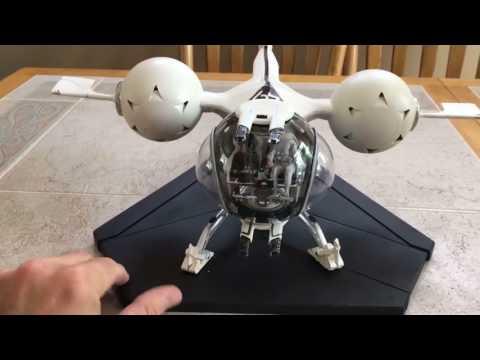 Oblivion BubbleShip build Video #1
