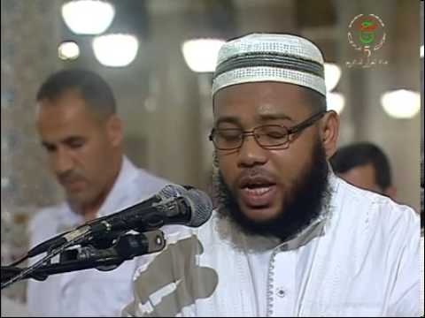 2013-1434 Night 5 Taraweeh in Algeria Part 1/2 Beautiful Recitation