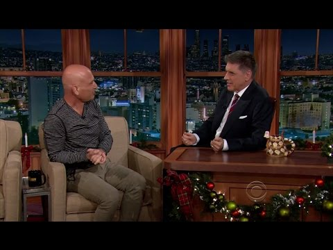 Late Late  with Craig Ferguson 12132012 Howie Mandel, Olivia Williams
