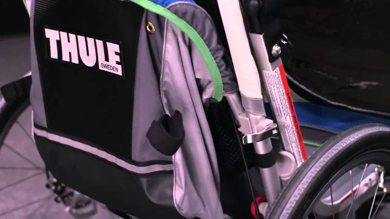 9e067341157 Thule Chariot CX Child Carrier Feature Demonstration - YouTube