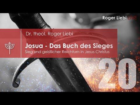 Josua - Sieg und geistlicher Reichtum in Jesus Christus - Teil 20 (Josua 21-23)
