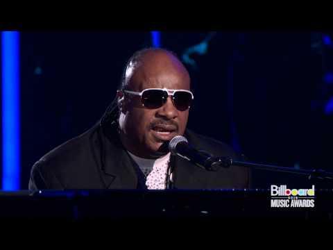 Stevie Wonder & Alicia Keys  @ Billboard Music Awards 2012