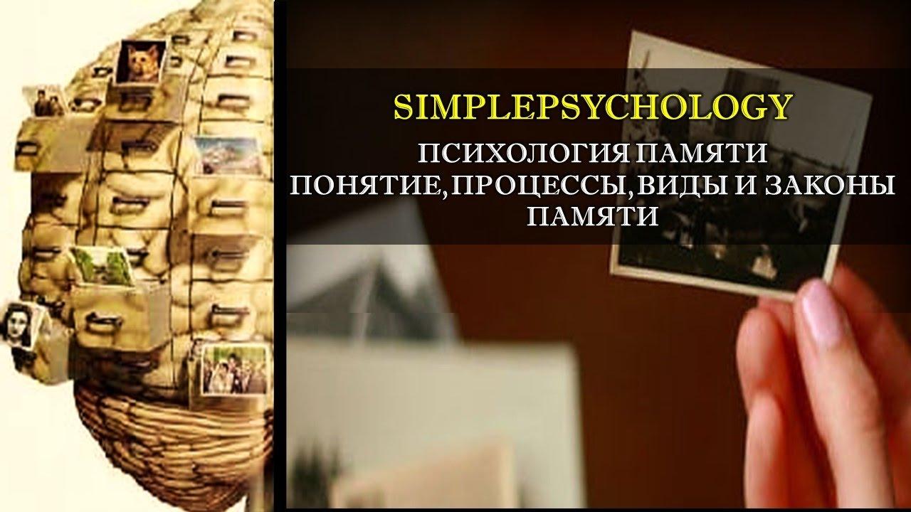 Психология памяти