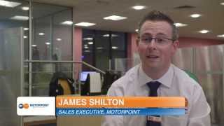 James Shilton, Sales Advisor, Motorpoint Derby