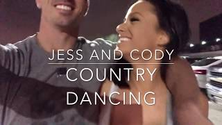 Texas Country Dancing | Jess and Cody