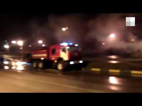 Пожар в сергачском Центре культуры 28 ноября | NN.RU