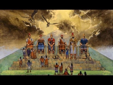 New Sumerian tablets Discovered, Earth Was Ruled By 8 Kings That Came From Heaven