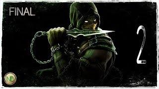 Mortal kombat x | PS4 | En Español |  Historia |  Capitulo 2 | FINAL