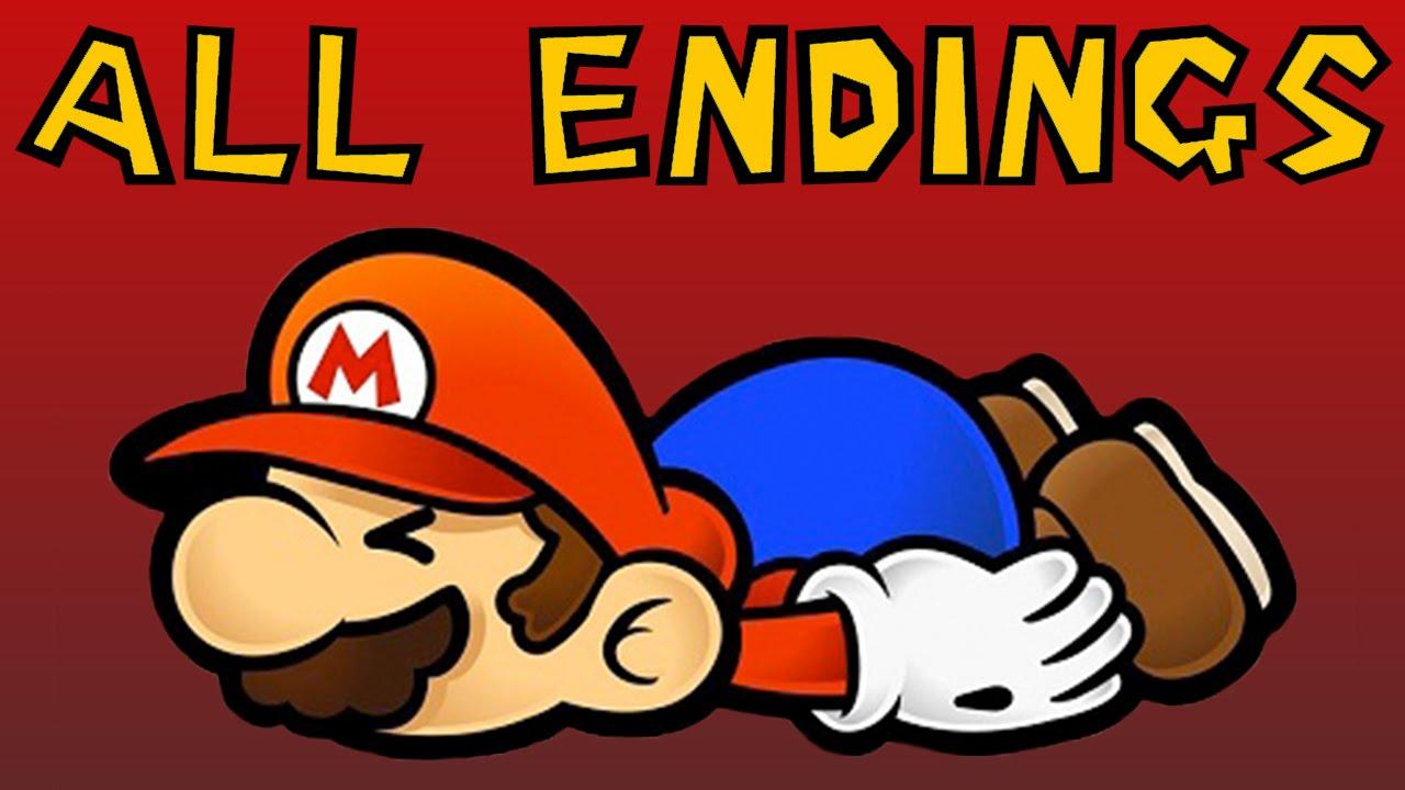 alternate ending kill the plumber all endings youtube