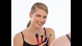 How to Bronzer and Blush for Makeup Beginners | Real Techniques