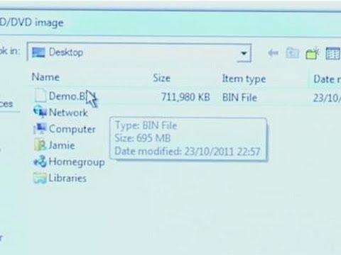 How To Run Bin Files