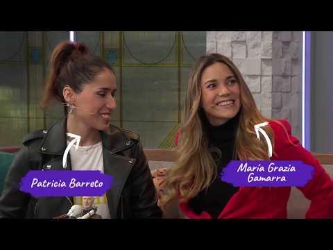 Entrevista + Juego / 'Las Chicas de 4to C' : Patricia Barreto y María Grazia Gamarra