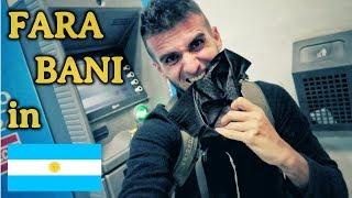 atm-urile din ARGENTINA sunt super! EVITA-LE!