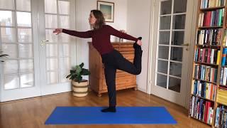 12 min Home Office Yoga Stretch