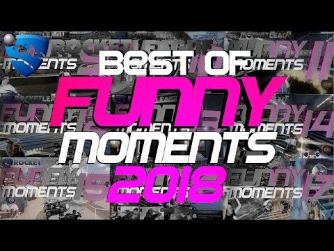 ROCKET LEAGUE BEST OF FUNNY MOMENTS 2018 ? (FUNNY REACTIONS, FAILS & WINS BY COMMUNITY & PROS!) thumbnail