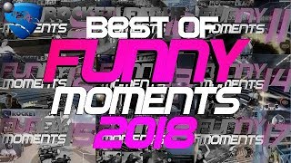 ROCKET LEAGUE BEST OF FUNNY MOMENTS 2018 😆 (FUNNY REACTIONS, FAILS & WINS BY COMMUNITY & PROS!)