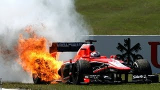 F1 German Grand Prix 2013 Race Review