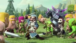 Clash Of Clans Rap  TRÉBOL.