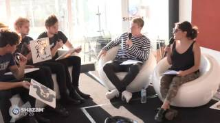 5SOS Paint Their Dream Girl, Biggest Fear + More!