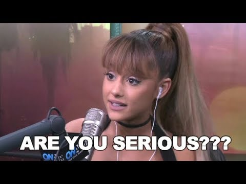 5 Times Ariana Grande GOT ANGRY