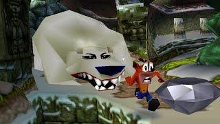 Crash Bandicoot 2 - Unbearable [ 100% ]