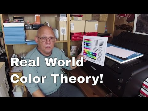 How about A bit of Digital COLOR Theory Talk