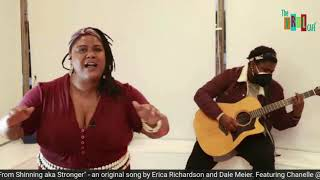 Yaadi Erica performs her new original song CANT KEEP THE SUN FROM SHINNING aka Stronger