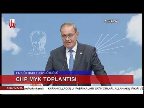 Tanzim satış mağazaları // CHP MYK sonrası Faik Öztrak'tan kritik açıklamalar