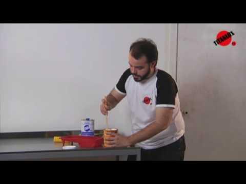 Cómo lacar una puerta - YouTube
