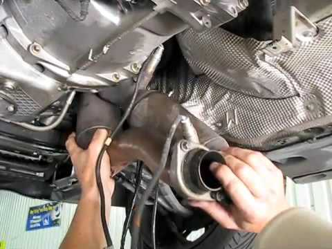 Bmw e46 m3 full supersprint exhaust install part 1 of 2 youtube sciox Choice Image