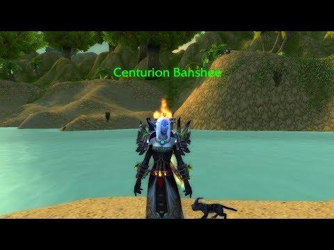 World of Warcraft - Banshee 110 Fire Mage - Air Ganking a Multi-boxer