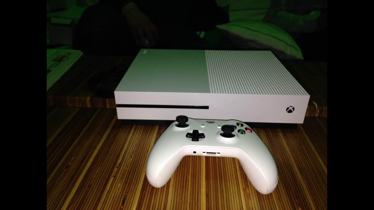 Xbox One Unboxing Xbox One S Unbo...