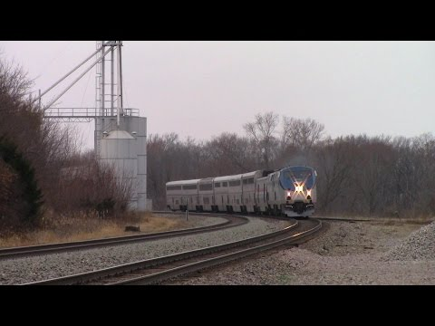 La Plata, MO: Amtrak Southwest Chief Station Stop