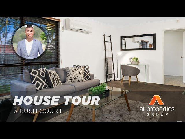 HOUSE TOUR   3 Bush Court Crestmead   Chris Gilmour