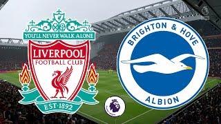 Premier League 2019/20   Liverpool Vs Brighton   30/11/19   Fifa 20