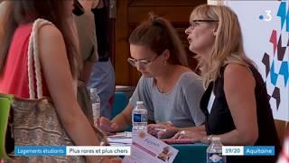 Bordeaux : un appart'dating pour trouver un logement étudiant