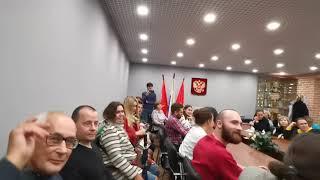 Регистрация избранных депутатов МО Владимирский округ 16.09.19