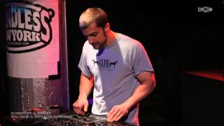 DJ Fascinate Vs. Juyadek || 2011 DMC U.S. Battle For Supremacy [Quarterfinal Round]