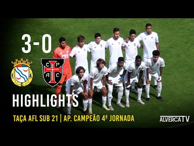 FC Alverca 3-0 Casa Pia   Highlights