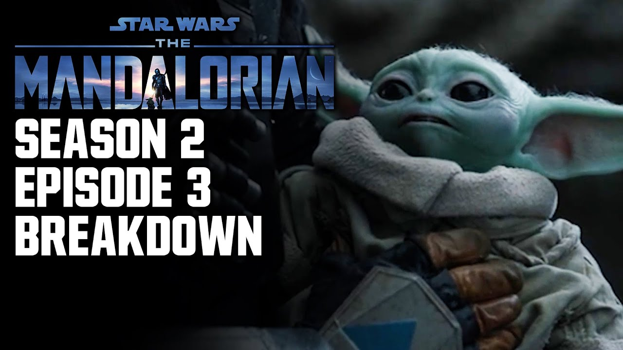 Massive Character Reveal Explained (Mandalorian - Season 2, Episode 3 Breakdown)