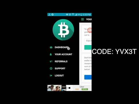 Claim Free Bitcoins & Free Satoshi - *APP Instant Bonus*