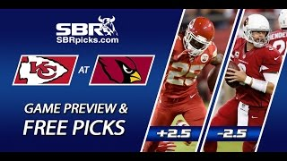 NFL Picks for Chiefs vs. Cardinals