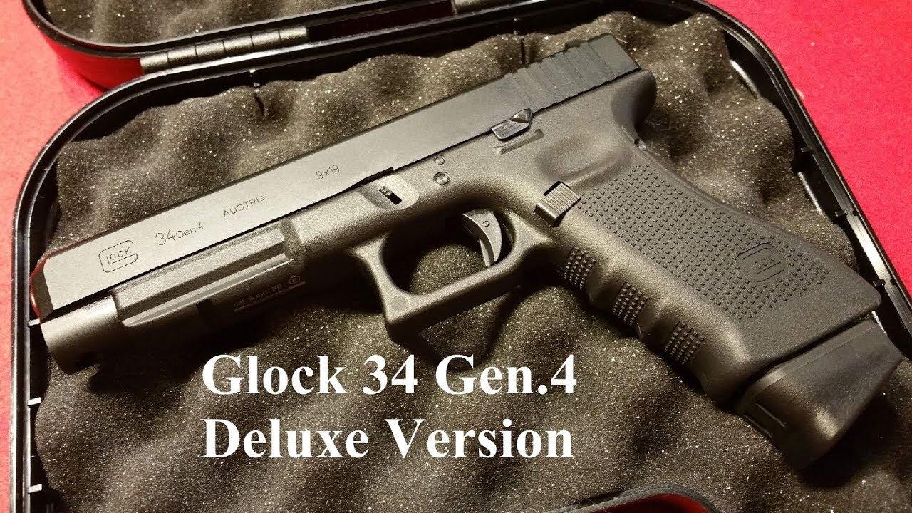 Kết quả hình ảnh cho UMAREX GLOCK 34 Gen4 Deluxe