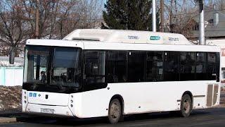 Поездка на НефАЗ 5299 30 51 2016 г.в часть маршрута 110.