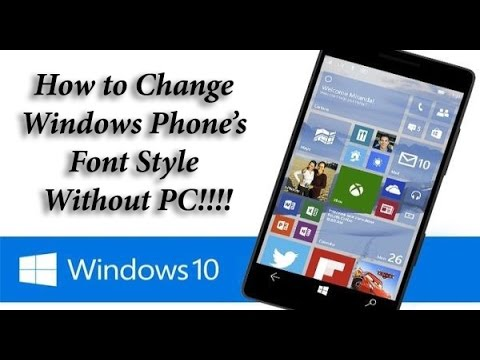 How to Change the Default Font on Windows 7 (with Pictures)